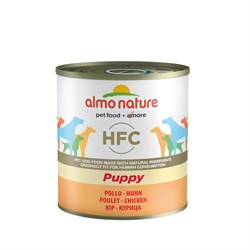 Консервы ALMO NATURE Classic Puppy Chicken для щенков с курицей - фото 15180