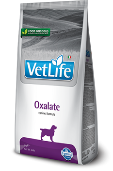 Сухой корм FARMINA VET LIFE Oxalate для собак диета при МКБ оксалатного типа - фото 15273