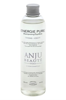 Шампунь Anju Beaute Гипоаллергенный: цветы лотоса, женьшень и экстракт пшеницы (Energie Pure Shampooi - фото 16761