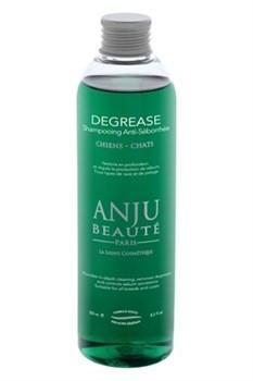 Шампунь-концетрат Anju Beaute Супер-Очищающий: белая крапива - 1й шаг груммера (Degrease Shampooing), 1:5 - фото 16771