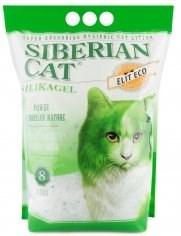 Силикагелевый наполнитель Сибирская кошка Элитный Эко - фото 17369