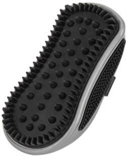 Резиновая расческа для разделения и распутывания шерсти FURminator Curry Comb для кошек и собак с короткой и длинной шерстью