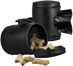 Мультибокс Flexi Multi Box S-M-L для лакомств и гигиенических пакетов для рулеток