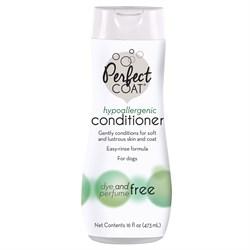 Кондиционер-ополаскиватель гипоаллергенный 8in1 Perfect Coat Hypoallergenic Conditioner 473 мл - фото 18632