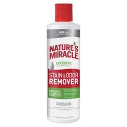 Уничтожитель пятен и запахов от кошек 8in1 Nature's Miracle Remover универсальный - фото 18647