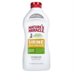 Уничтожитель пятен, запахов и осадка от мочи кошек 8in1 Nature's Miracle Urine Destroyer