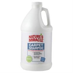 Моющее средство для ковров и мягкой мебели 8 in 1 Nature's Miracle CarpetShampoo с нейтрализаторами аллергенов 1,9 л