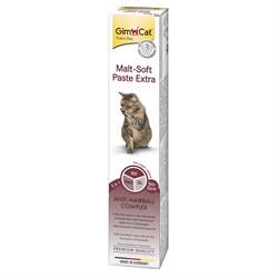 Мальт-паста Gimpet для вывода шерсти Софт-экстра для кошек