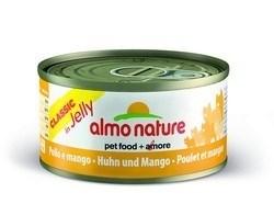 Консервы ALMO NATURE Classic Adult Cat Chicken Mango для взрослых кошек с курицей и манго - фото 4835