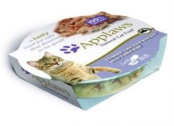 """Консервы APPLAWS Applaws Cat Finest Chicken Breast with Tuna Roe для взрослых кошек """"Отборная куриная грудка с икрой тунца"""" - фото 7738"""