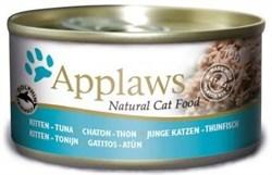 Консервы APPLAWS для котят с тунцом Kitten Tuna - фото 7744
