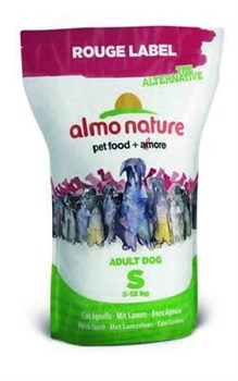 Сухой корм ALMO NATURE Rouge label The Alternative Small/Lamb для малых пород с ягненком - фото 7800