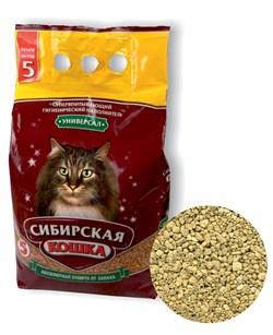 Впитывающий наполнитель Сибирская кошка Универсал - фото 8129