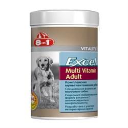"""""""8 in 1"""" Эксель Мультивитамины для взрослых собак 70 таб. - фото 8244"""
