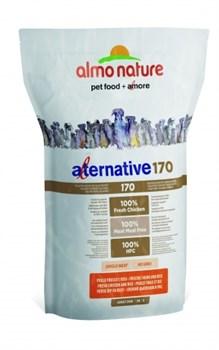 Сухой корм ALMO NATURE AlternativeFresh Chicken and Rice для собак карликовых и мелких пород со свежим цыпленком и рисом 75% мяса - фото 8340
