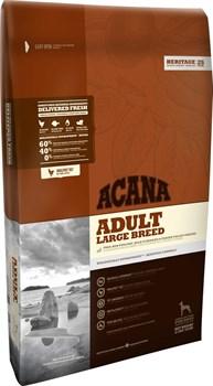 Беззерновой сухой корм ACANA Heritage Adult LARGE BREED для взрослых собак крупных пород - фото 8748