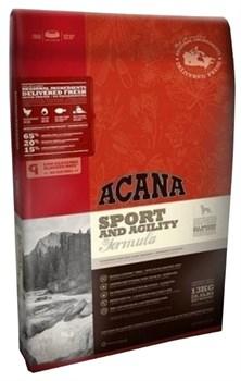 Беззерновой сухой корм ACANA Heritage SPORT/AGILITY для активных собак всех пород - фото 8764
