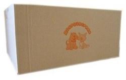 Пеленки для животных Доброзверики 60х40, 200 шт. в коробке - фото 9080