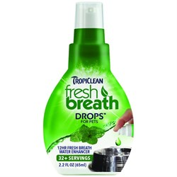 Жидкая зубная щетка Tropiclean Свежее дыхание (спрей) - фото 9081