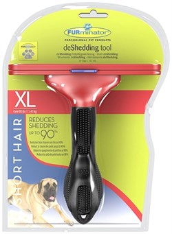 FURminator для собак гигантских короткошерстных пород Short Hair Giant Dog 13 см - фото 9275