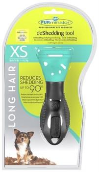 FURminator для собак карликовых длинношерстных пород Long Hair Tool Toy Dog 3 см - фото 9289