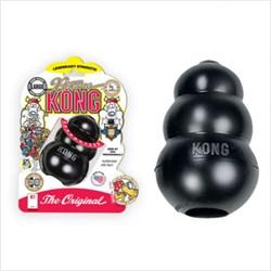 Игрушка для собак крупных пород KONG EXTREME Очень прочная 10 х 6 см - фото 9311