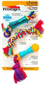Набор из трех игрушек для собак PETSTAGES - фото 9329