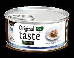 Консервы PETTRIC Original Taste для кошек филе тунца в соусе Tuna Loin Flakes in Sauce - фото 9672