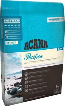 Беззерновой сухой корм ACANA Acana Pacifica Cat для котят и кошек с рыбой - фото 9698