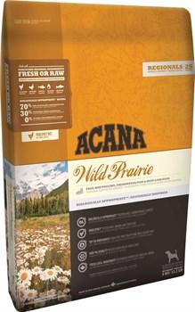 Беззерновой сухой корм ACANA Wild Prairie Dog для собак всех пород и возрастов с цыпленком и индейкой - фото 9701