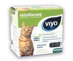Пребиотический напиток VIYO REINFORCES CAT ADULT для взрослых кошек - фото 9946