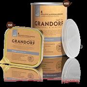 Консервы GRANDORF для взрослых собак всех пород с кроликом