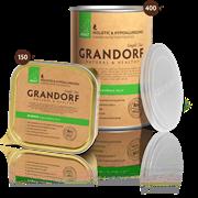 Консервы GRANDORF для взрослых собак всех пород с ягненком