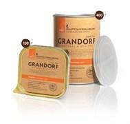Консервы GRANDORF для взрослых собак всех пород с индейкой
