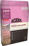 Беззерновой сухой корм ACANA Singles GRASS-FED LAMB для собак с чувствительным пищеварением с янгенком