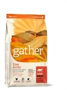 Органический сухой корм GATHER Organic Free Acres Chicken CF для взрослых кошек с курицей