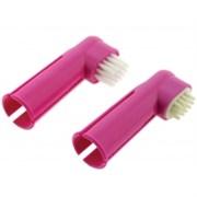 Зубочистки Dezzie пальчиковые для чистки зубов животных