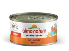 Консервы ALMO NATURE HFC Jelly Adult Cat Imperial Chicken для взрослых кошек с курицей в желе