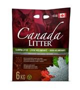 Канадский комкующийся наполнитель Canada Litter Запах на Замке без запаха (Scoopable Litter)