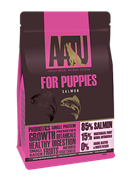 Беззерновой cухой корм AATU Puppy Salmon для щенков с лососем