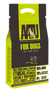 Беззерновой cухой корм AATU Adult Dog Duck для взрослых собак с уткой