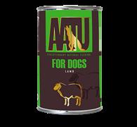 Консервы беззерновые AATU для собак с ягненком (LAMB)