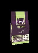 Беззерновой cухой корм AATU Cat Duck для взрослых кошек с уткой