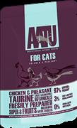 Пауч AATU для взрослых кошек с курицей и фазаном