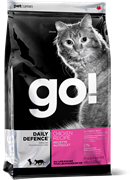 Корм GO! NATURAL Holistic для Котят и Кошек с цельной курицей, фруктами и овощами