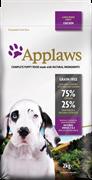 Беззерновой сухой корм APPLAWS Dry Dog Chicken Large Breed Puppy для щенков крупных пород с курицей и овощами