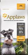Беззерновой сухой корм APPLAWS Dry Dog Chicken Senior для пожилых собак с курицей и овощами