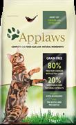 Беззерновой сухой корм APPLAWS для взрослых кошек с курицей, ягненком и овощами (Dry Cat Chicken with Lamb)