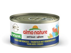 Консервы ALMO NATURE Legend Adult Cat Tuna Clams для взрослых кошек с тунцом и моллюсками
