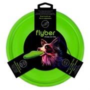 Flyber - двусторонняя летающая тарелка d22 см